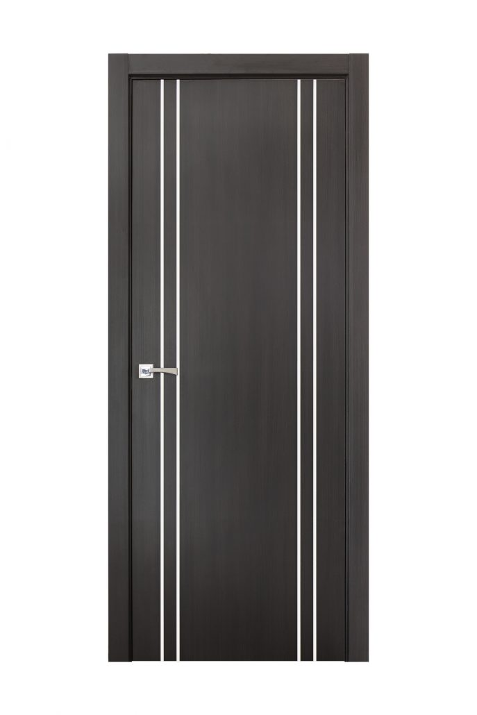 Smart 010 Wenge Wood Eco Veneer Interior Door