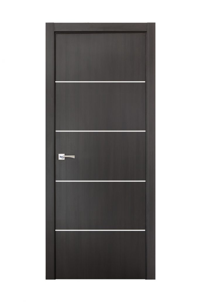 Smart 018 Wenge Wood Eco Veneer Interior Door