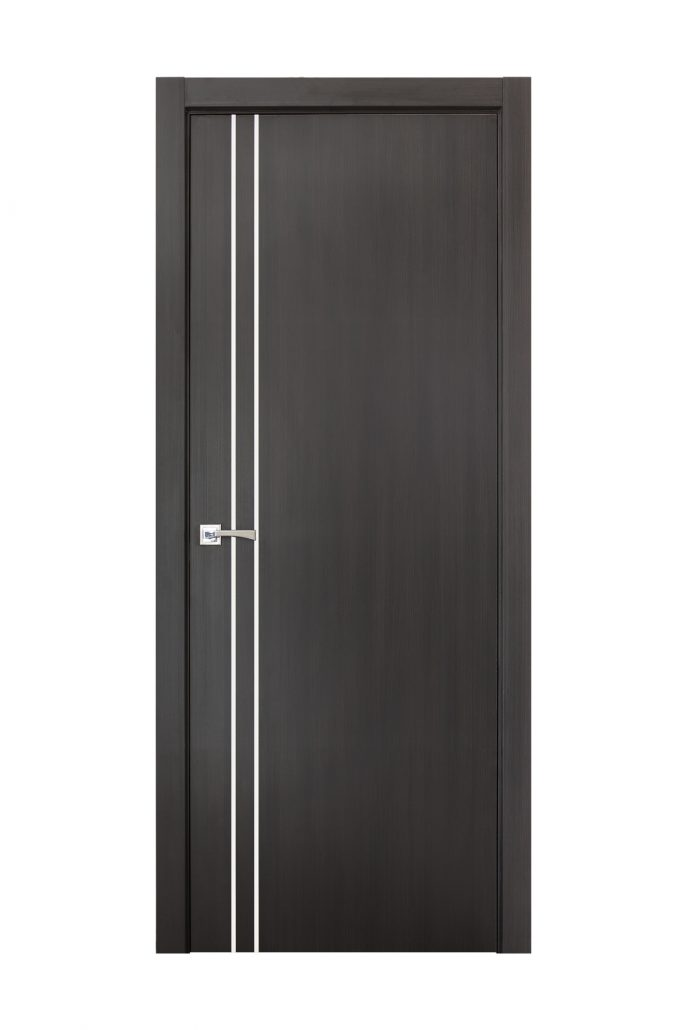 Smart 002 Wenge Wood Eco Veneer Interior Door