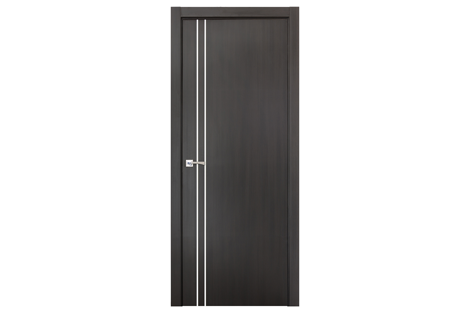 Smart 002 Wenge Wood Eco Veneer Interior Door Nova