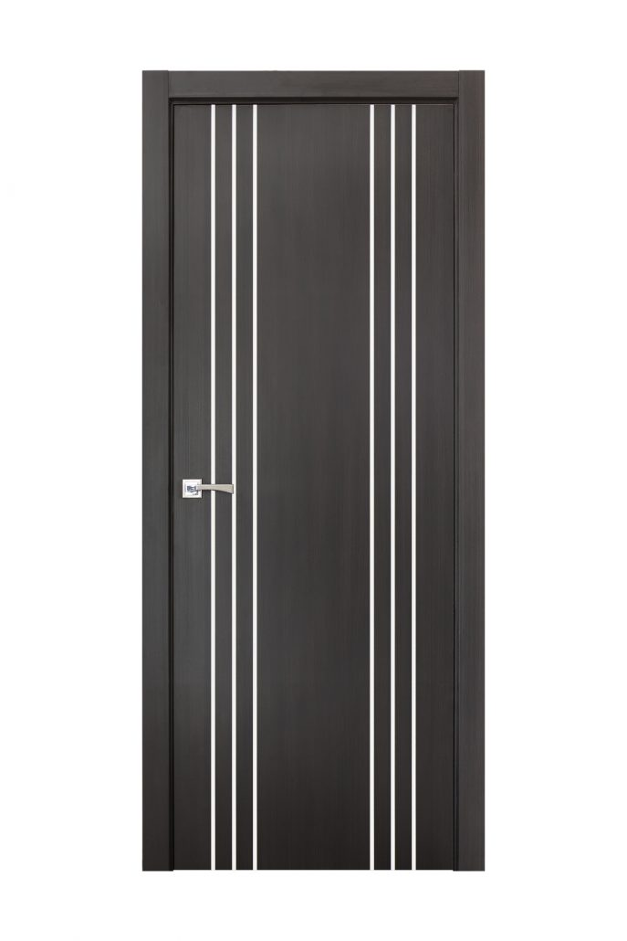 Smart 022 Wenge Wood Eco Veneer Interior Door