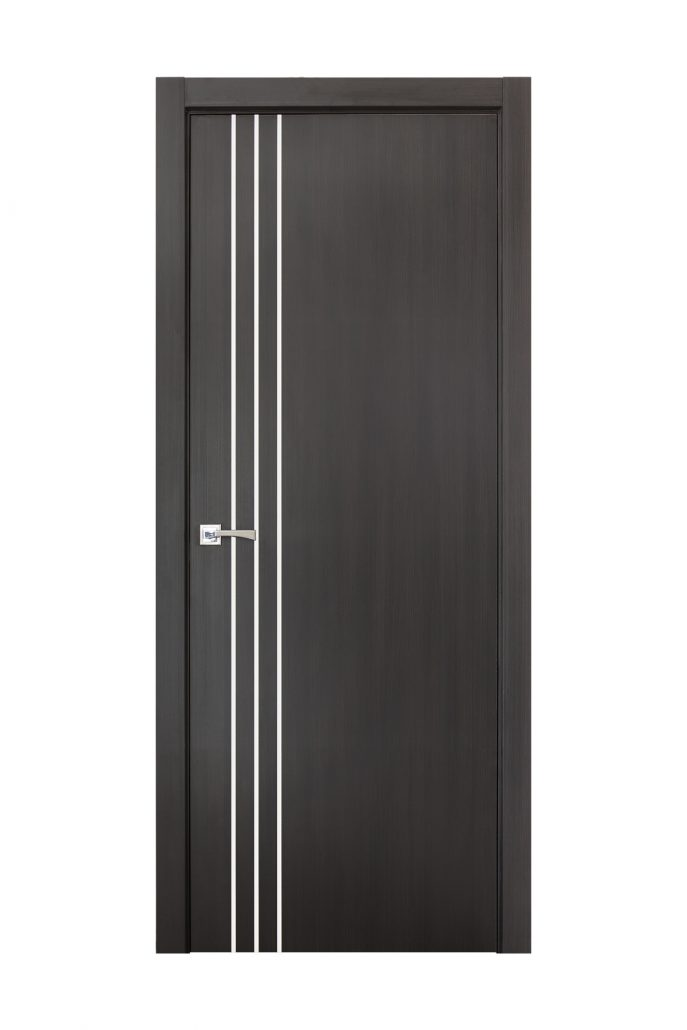 Smart 004 Wenge Wood Eco Veneer Interior Door