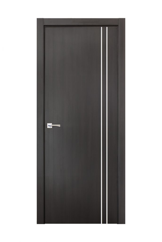 Smart 006 Wenge Wood Eco Veneer Interior Door