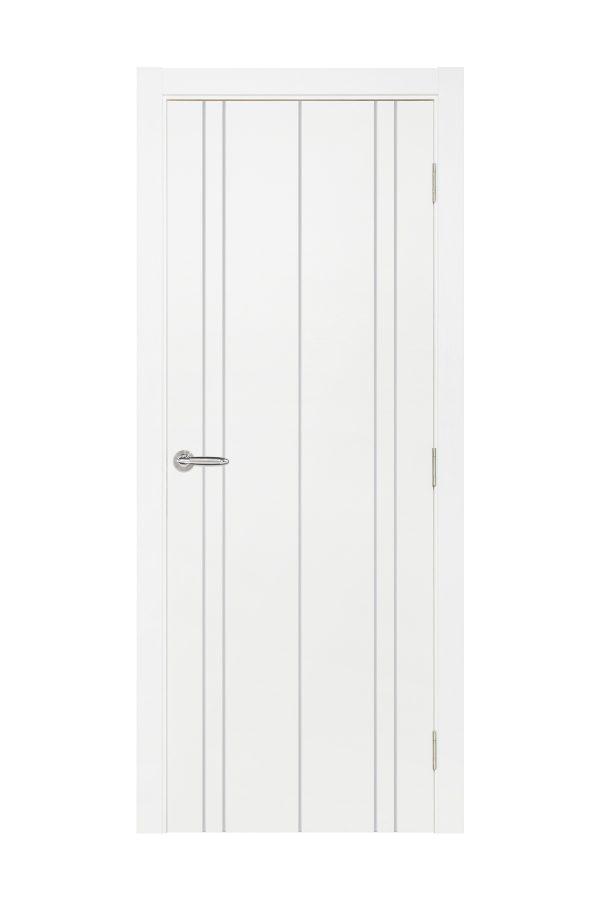 Smart 011 White Cortex Wood Interior Door