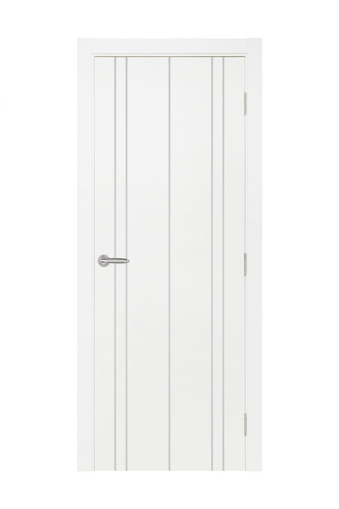 Smart 011 White Cortex Wood Interior Door