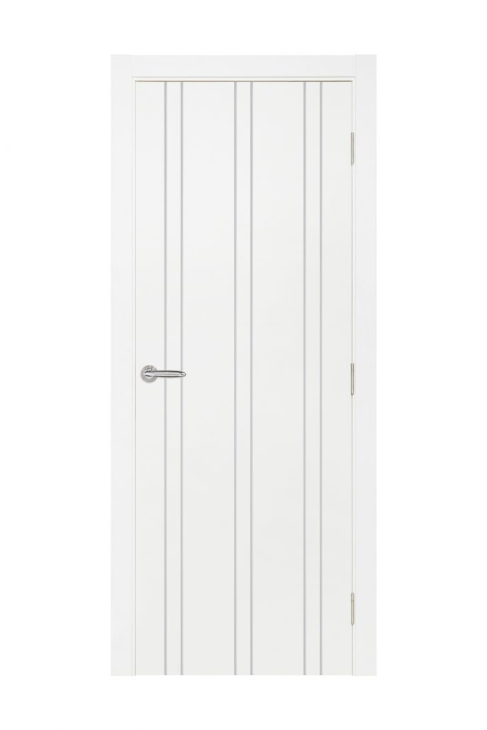 Smart 012 White Cortex Wood Interior Door