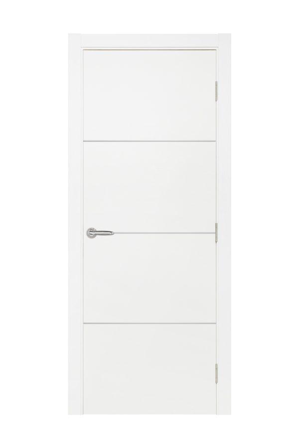 Smart 017 White Cortex Wood Interior Door