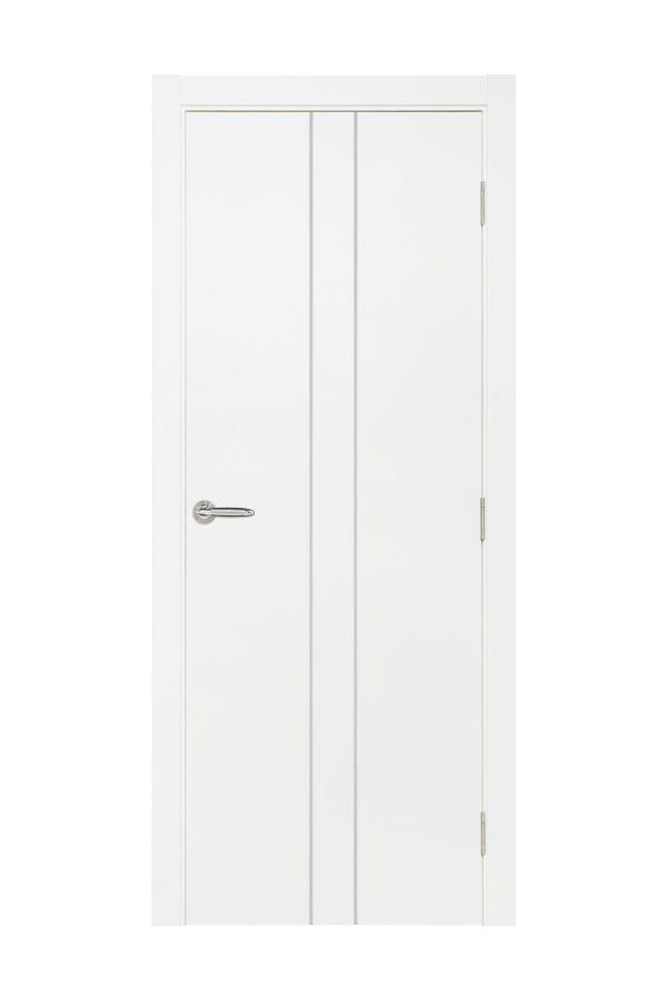 Smart 021 White Cortex Wood Interior Door