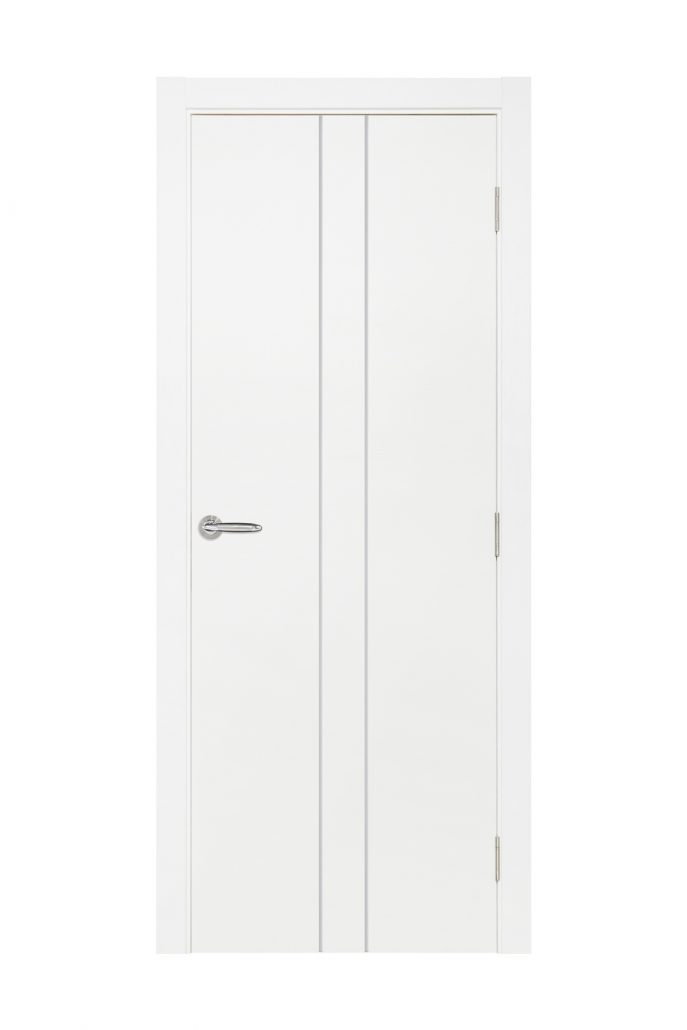 Smart 021 White Cortex Wood Interior Door