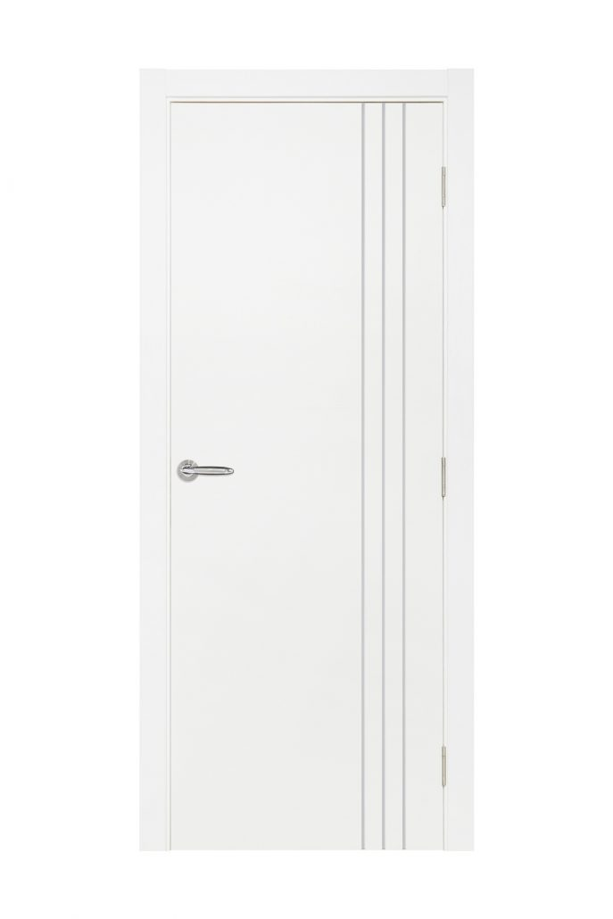 Smart 005 White Cortex Wood Interior Door