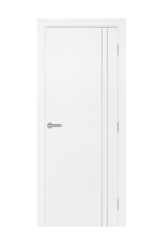 Smart 006 White Cortex Wood Interior Door