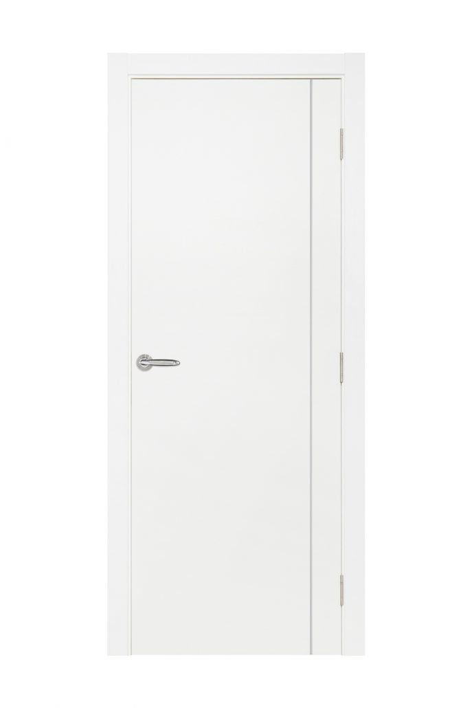 Smart 007 White Cortex Wood Interior Door