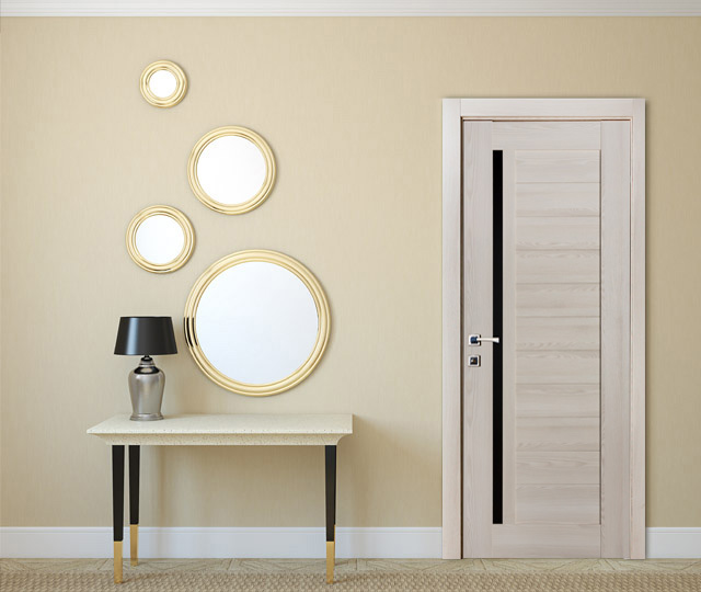 Domino Series Interior Doors.