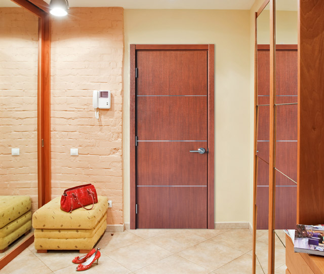 Laminated Interior Doors Series