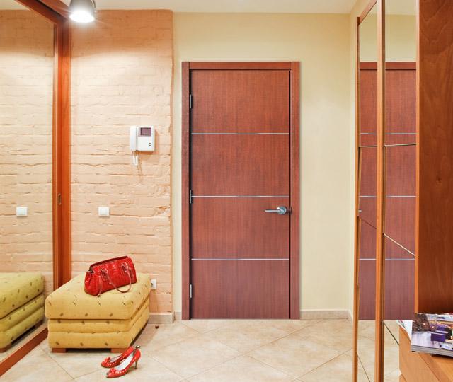 Laminated Interior Doores Series