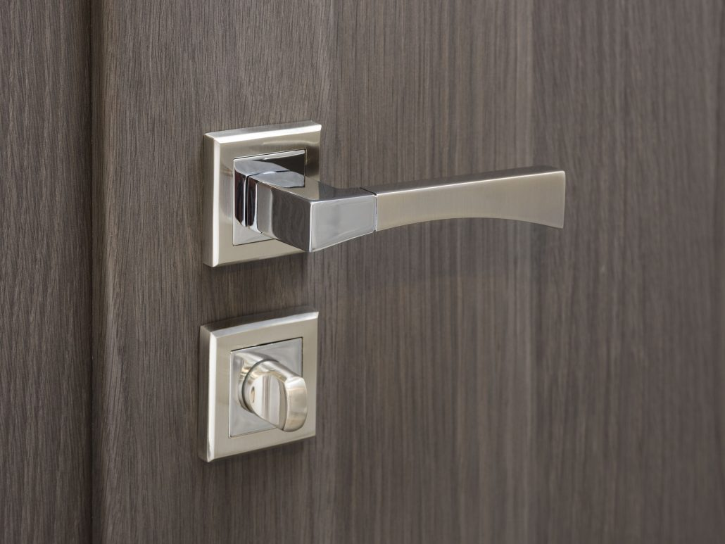 Aries European Door Lever Nova Interior Doors