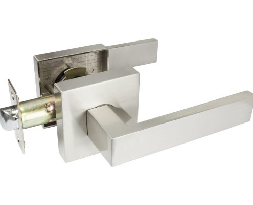 Quad Door Lever - Passage Set