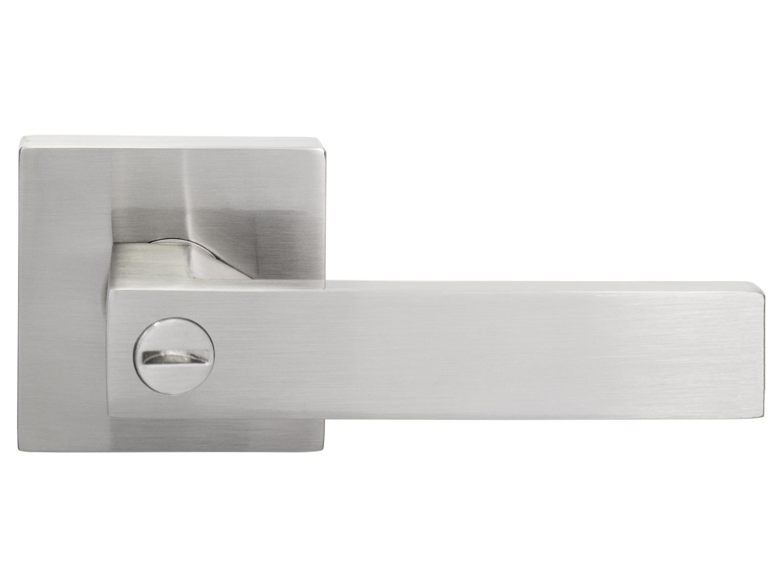 Quad Door Lever - Privacy
