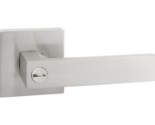 Quad Door Lever - Privacy