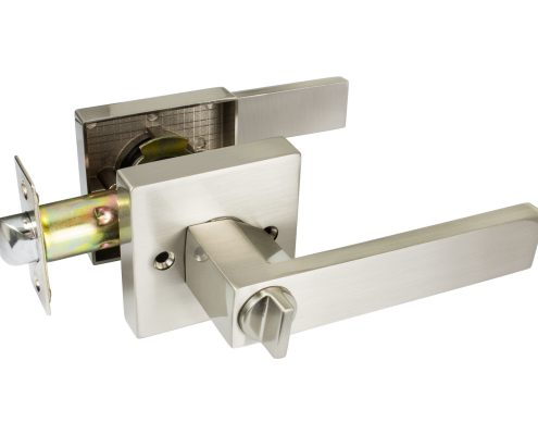 Quad Door Lever - Privacy Set