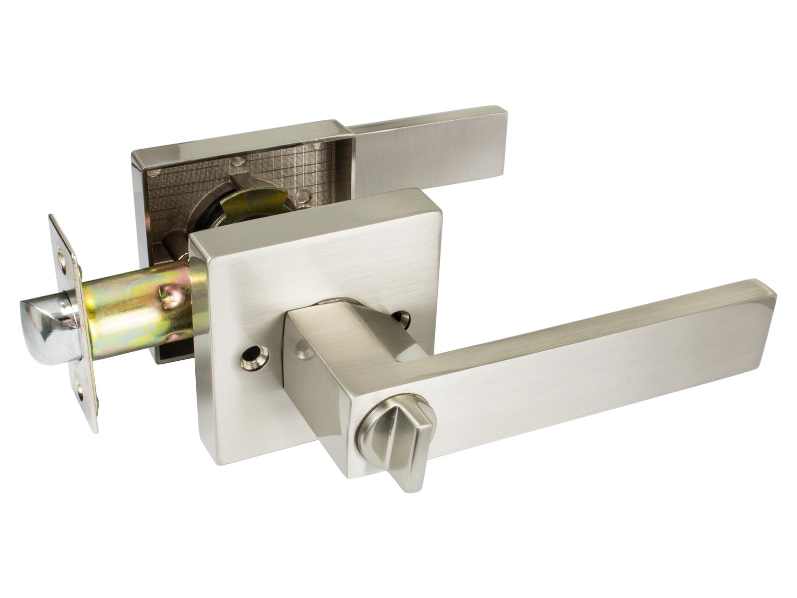 Quad Door Lever - Privacy Set