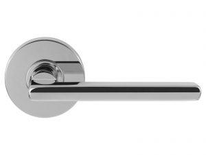 Simplicity Chrome Door Lever