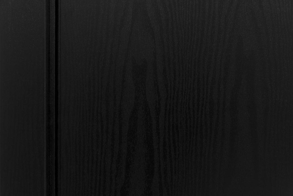 Hg008 Interior Door Black Ash Nova Interior Doors