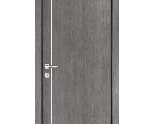 Smart 003 Gray Wood Eco Veneer Interior Door