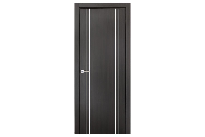 Smart 010 Wenge Wood Eco Veneer Interior Door