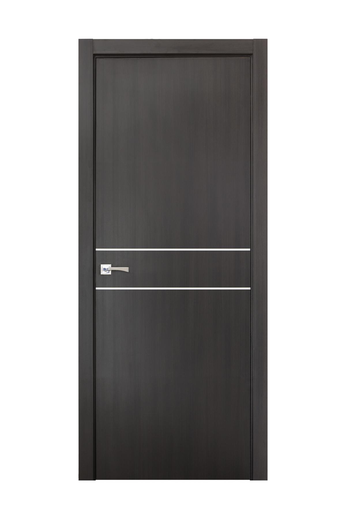 Smart 015 Wenge Wood Eco Veneer Interior Door