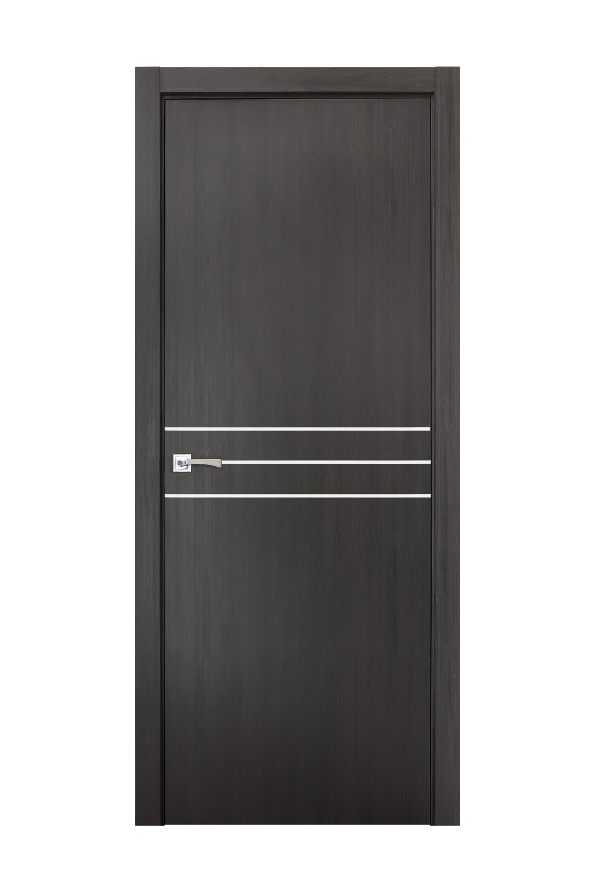 Smart 016 Wenge Wood Eco Veneer Interior Door