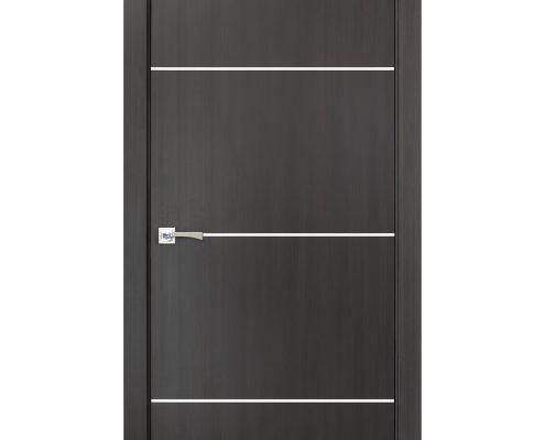 Smart 017 Wenge Wood Eco Veneer Interior Door