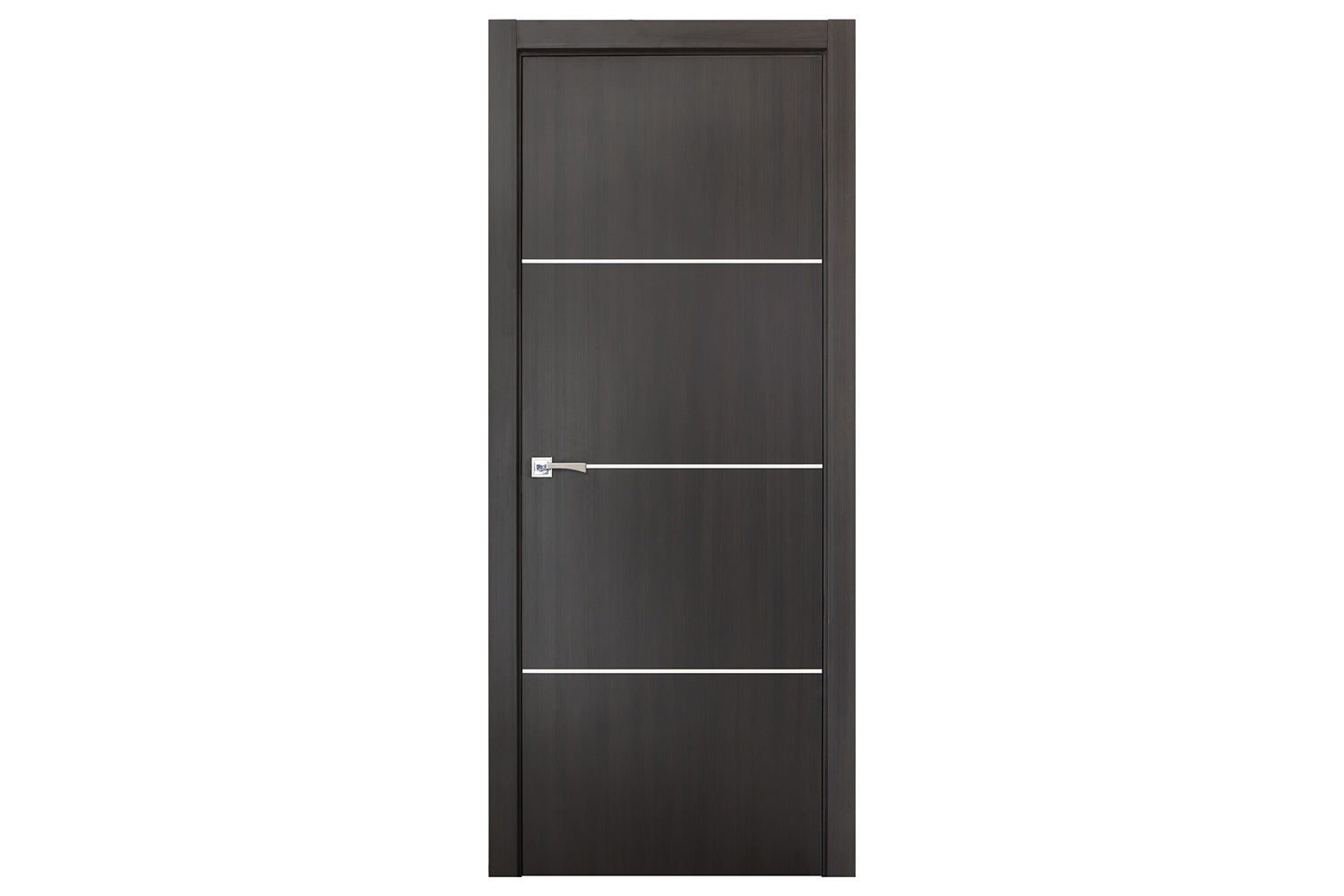 Smart 017 Wenge Wood Eco Veneer Interior Door
