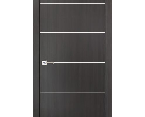 Smart 019 Wenge Wood Eco Veneer Interior Door