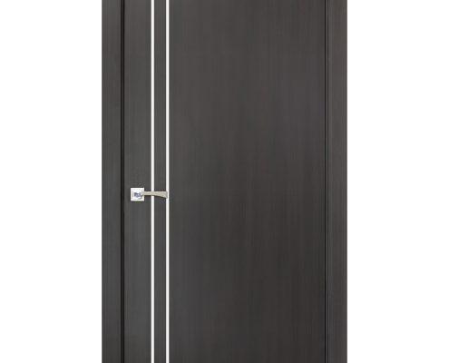 Smart 002 Wenge Wood Eco Veneer Interior Door