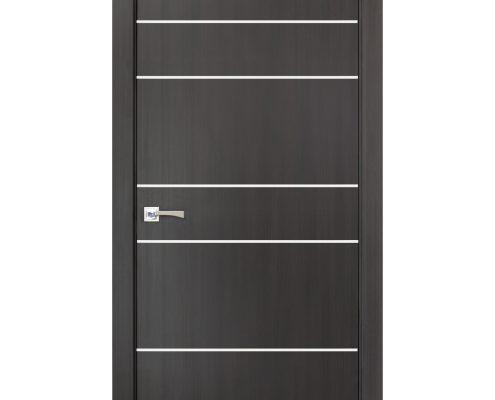Smart 020 Wenge Wood Eco Veneer Interior Door
