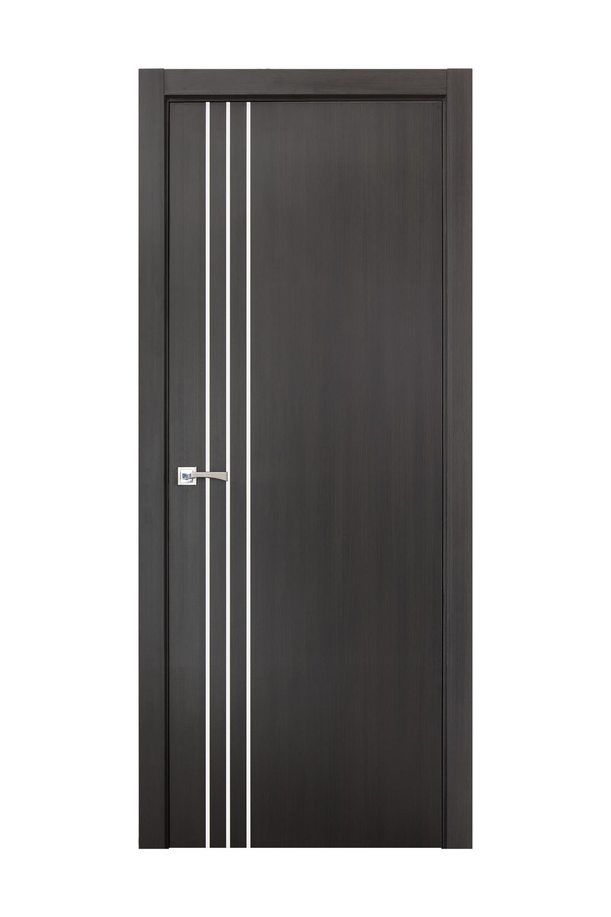 Smart 004 Wenge Wood Eco Veneer Interior Door