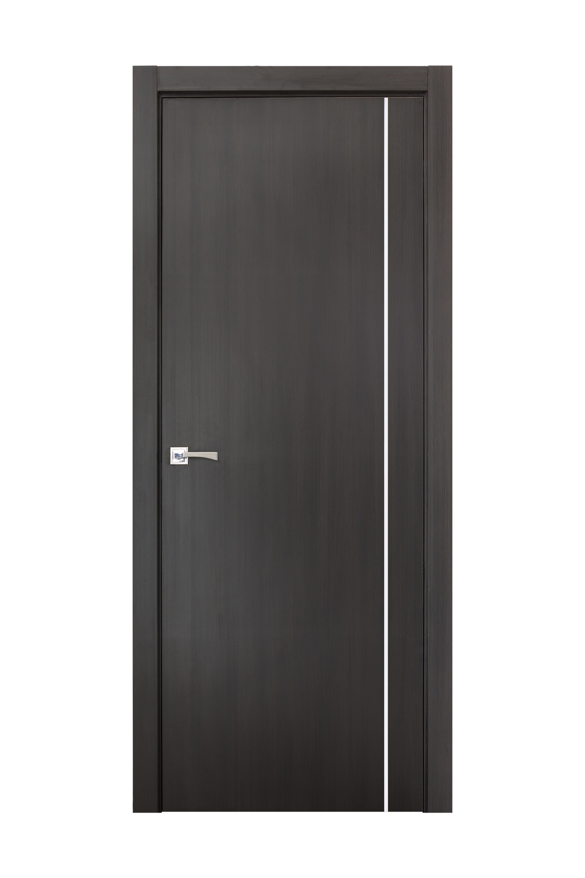 Smart 007 Wenge Wood Eco Veneer Interior Door