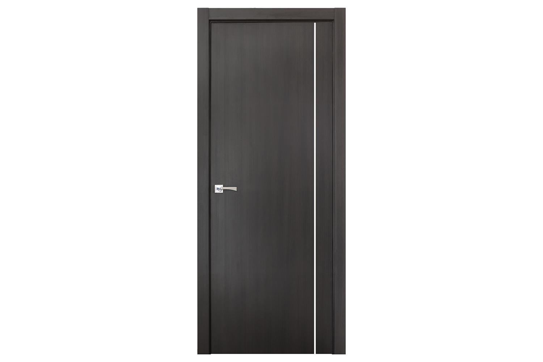 Smart 007 Wenge Wood Eco Veneer Interior Door