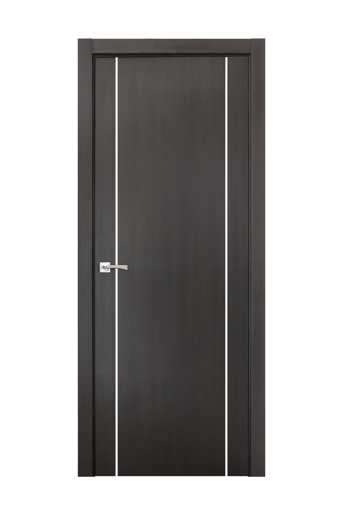 Smart 008 Wenge Wood Eco Veneer Interior Door