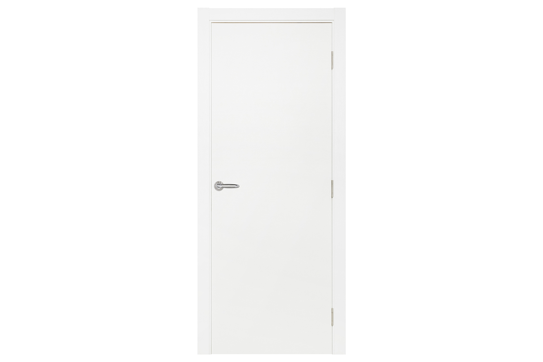 Smart 001 White Cortex Wood Interior Door