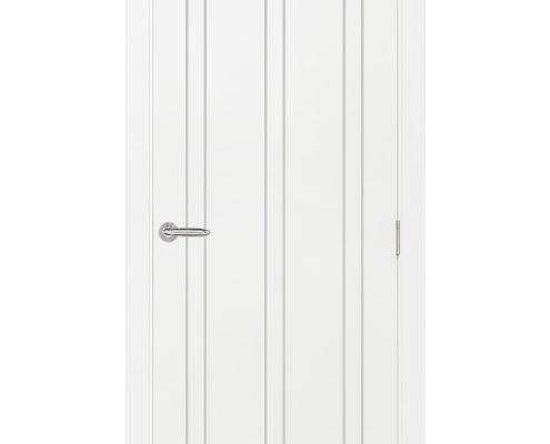 Smart 012 White Cortex Wood Interior Door