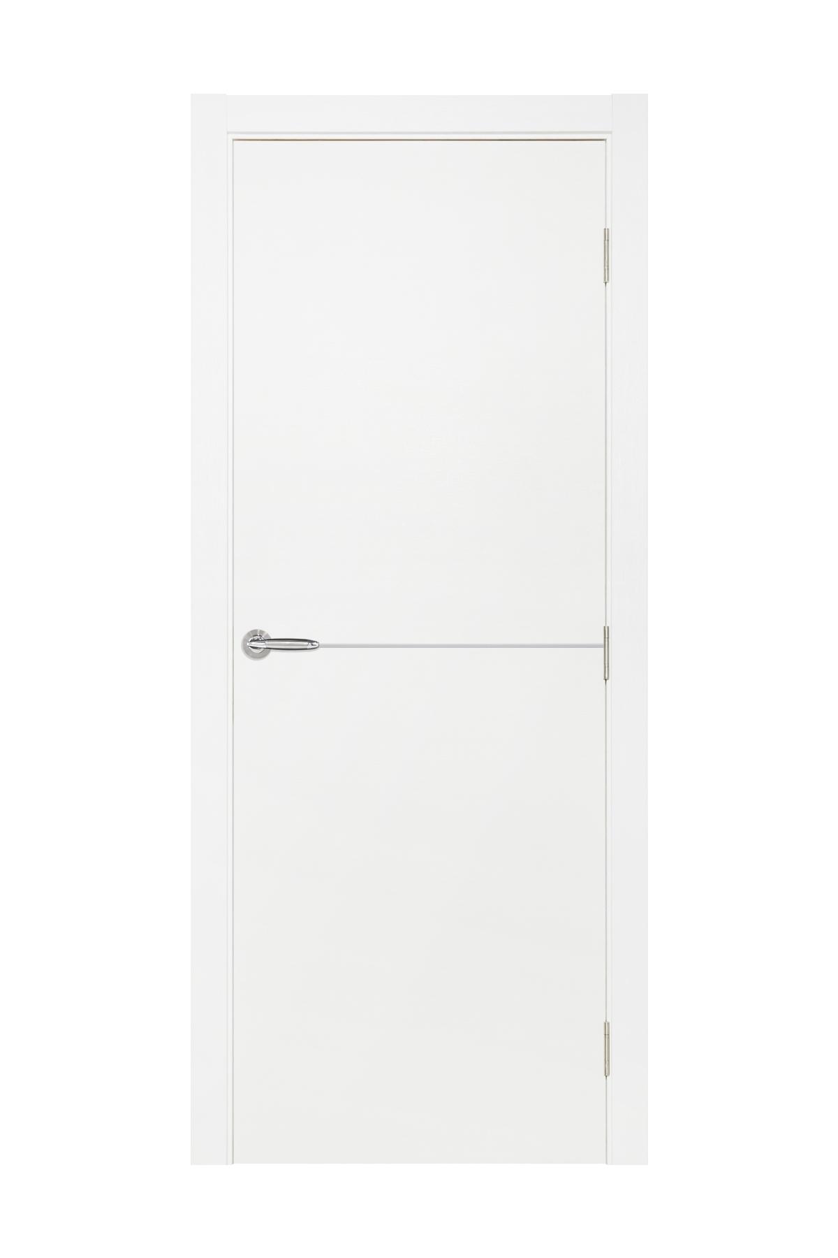 Smart 014 White Cortex Wood Interior Door