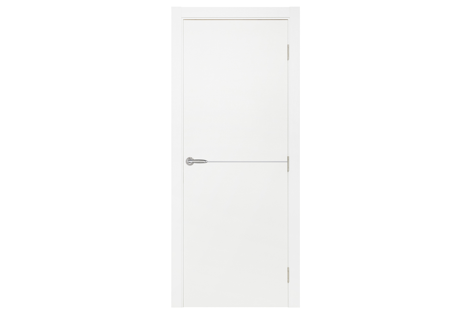Smart 014 White Cortex Wood Interior Door