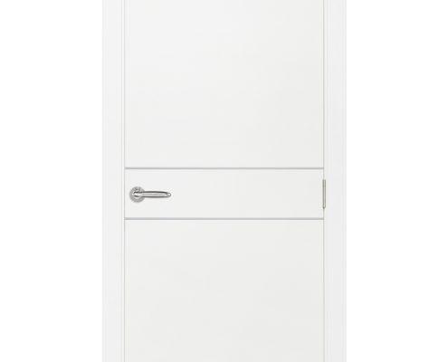 Smart 015 White Cortex Wood Interior Door