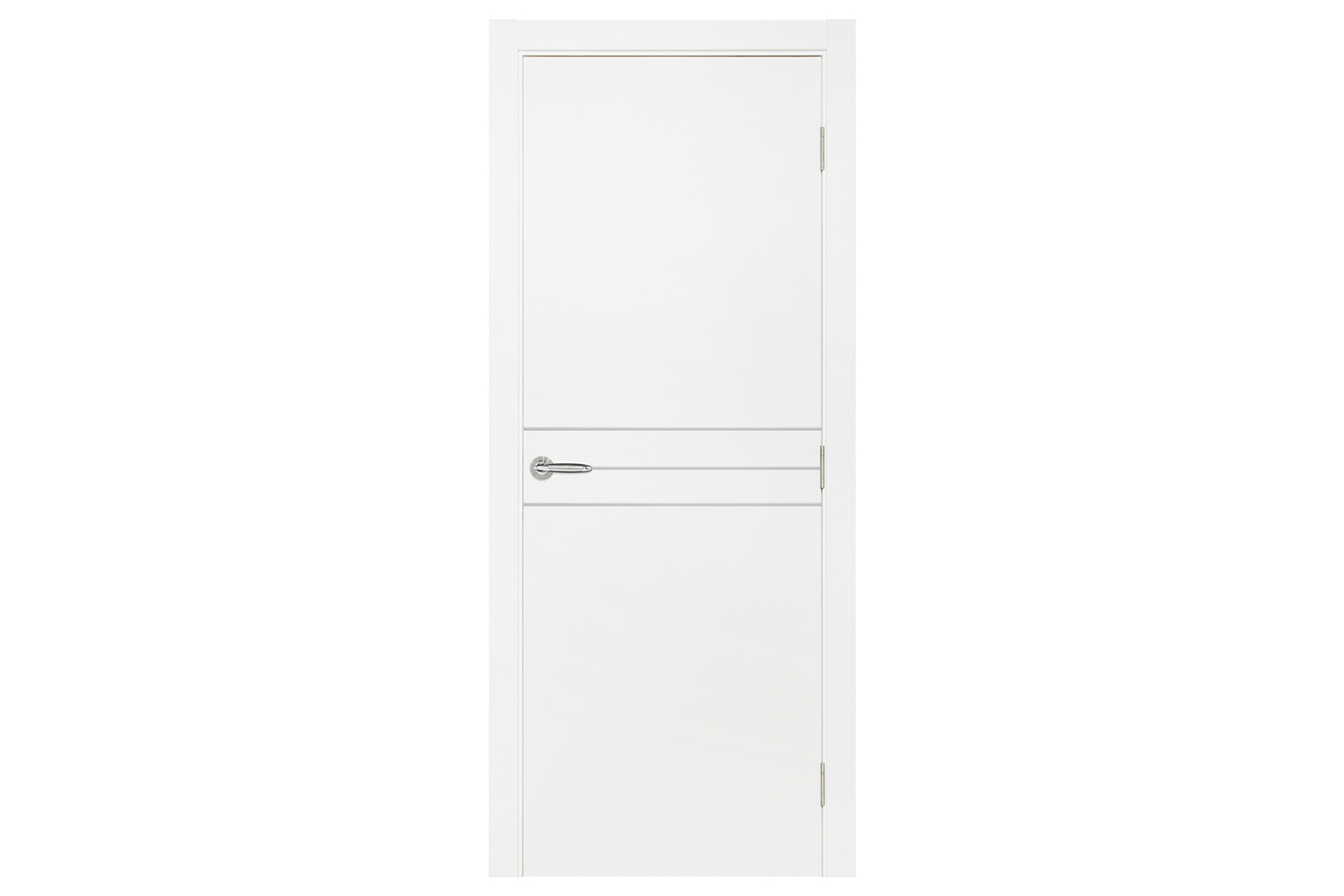 Smart 016 White Cortex Wood Interior Door
