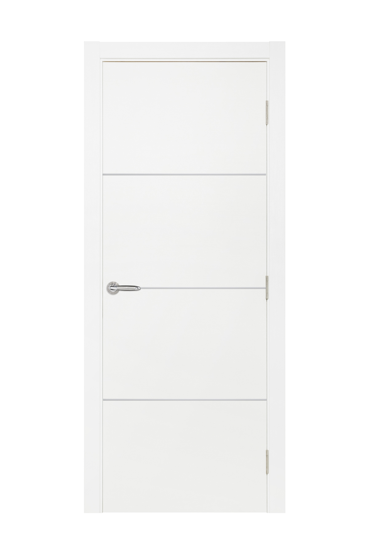 Smart 017 White Cortex Wood Interior Door