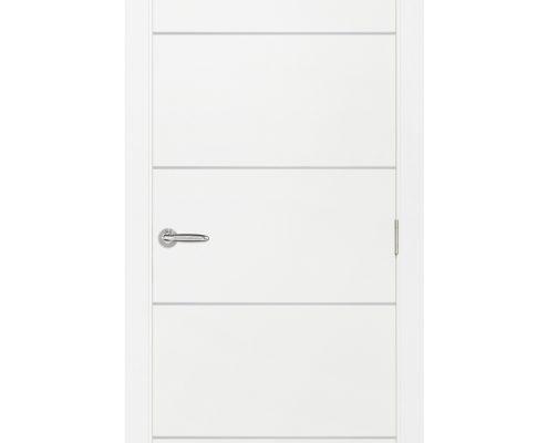Smart 018 White Cortex Wood Interior Door