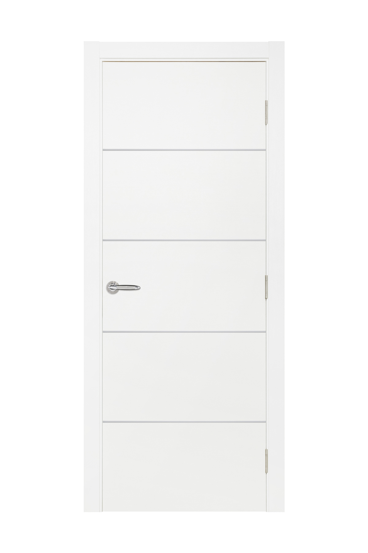 Smart 018 White Cortex Wood Interior Door