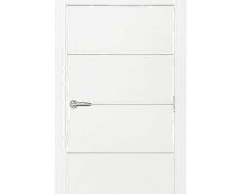 Smart 019 White Cortex Wood Interior Door